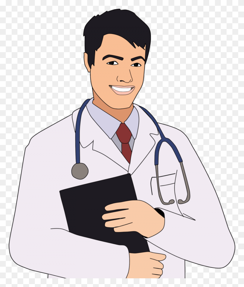 Doctor Clip Art - Physician Assistant Clipart