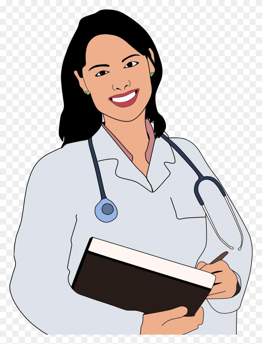 Doctor Clip Art Biezumd - Doctor Clipart