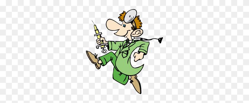 Doctor Men In Uniform Clip Art Image - Doctor Tools Clipart