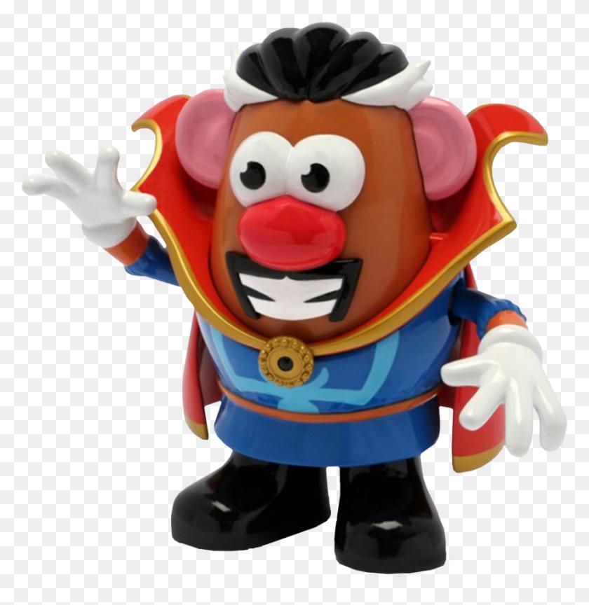 Doctor Strange - Mr Potato Head PNG