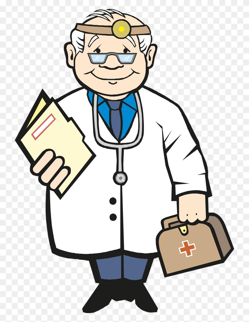 Doctors And Nurses Clip Art - Physician Assistant Clipart