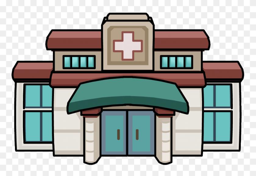Doctors Office Building Clipart - Office Building Clipart