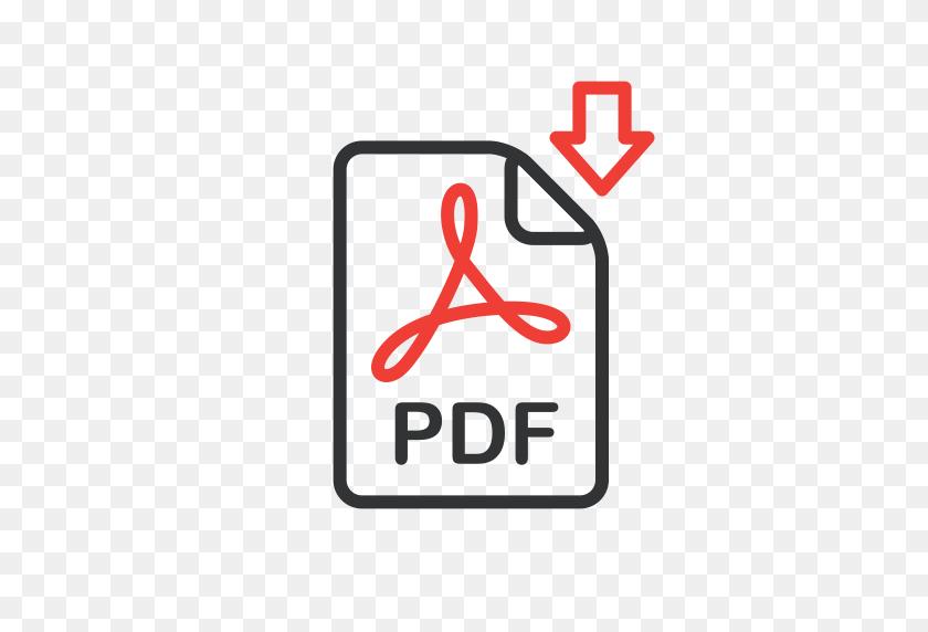 Document, Download, File, Files, Pdf Icon - Pdf Icon PNG