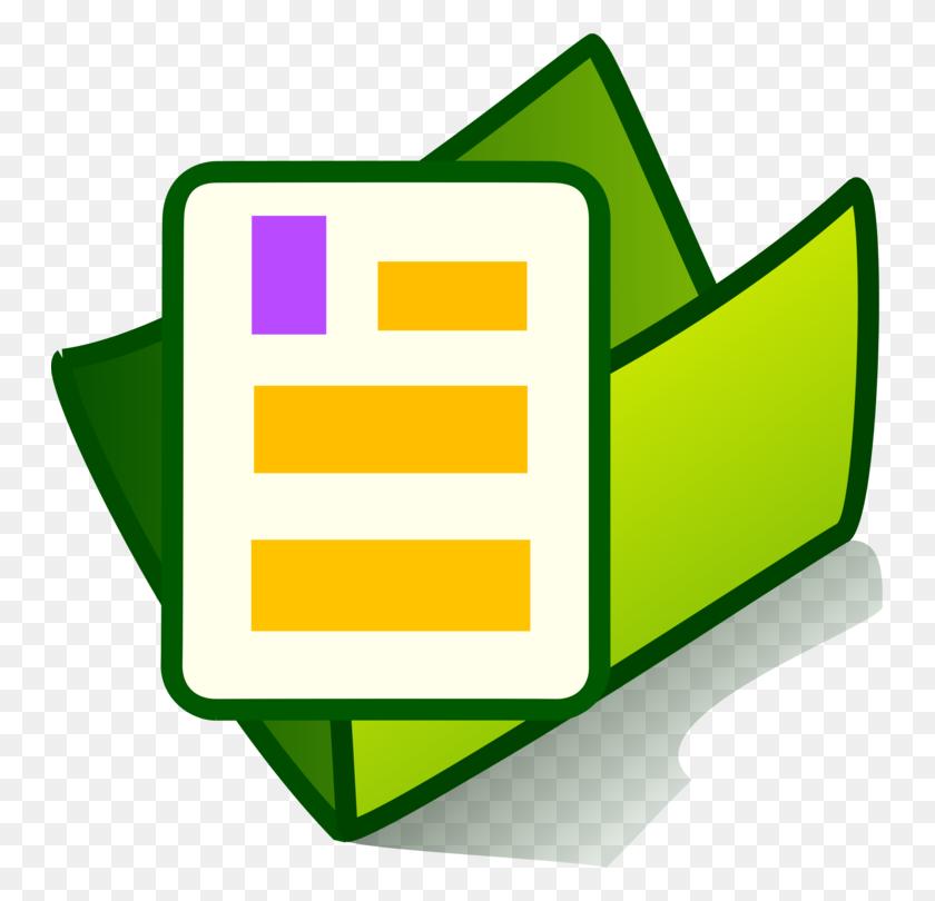 Document Paper Computer Icons Microsoft Word Folders Free - Manila Folder Clipart