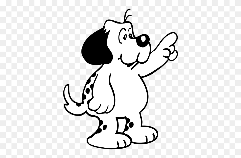 Dog Black And White Cat And Dog Black White Clipart - Cat And Dog Clipart Black And White