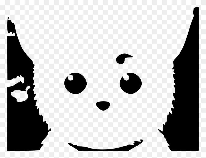 Dog Black And White Computer Icons Character - Pets Clipart Black And White
