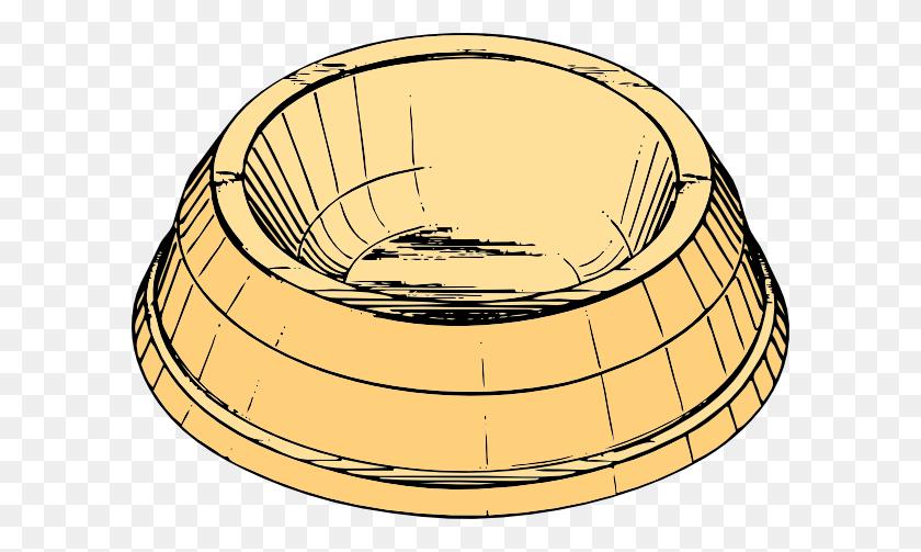 Dog Bowl Pet Dish Clip Art - Main Dish Clipart