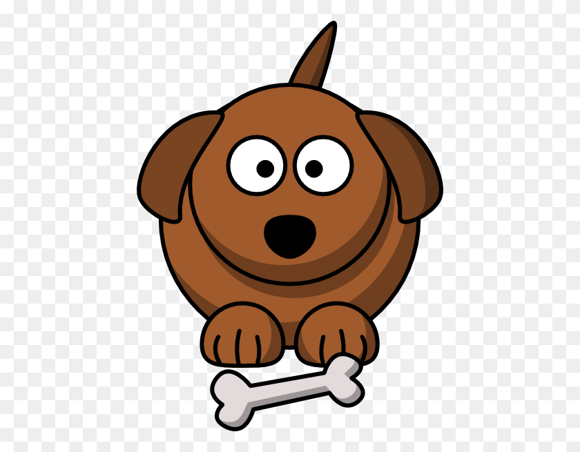 Dog Clip Art Katie's Drawing Dogs, Cartoon Dog - Katie Clipart