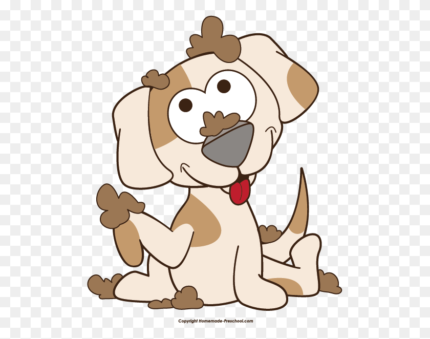 Dog Clipart Dr Odd - Clifford The Big Red Dog Clipart