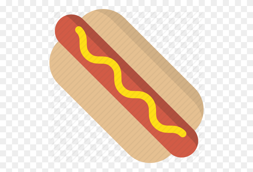 Dog, Hot, Hot Dog Icon - Hot Dogs PNG