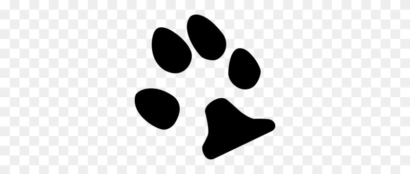 Dog Paw Print Clip Art Free Download - Puppy Paw Print Clip Art