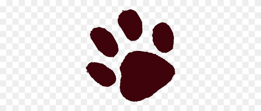 Dog Paw Print Clip Art Free Download - Dog Footprint Clipart