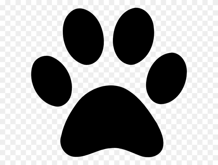 Dog Paw Print Clip Art Paw Print Clip Art Love! Dog Paws - Paw Patrol Clipart PNG
