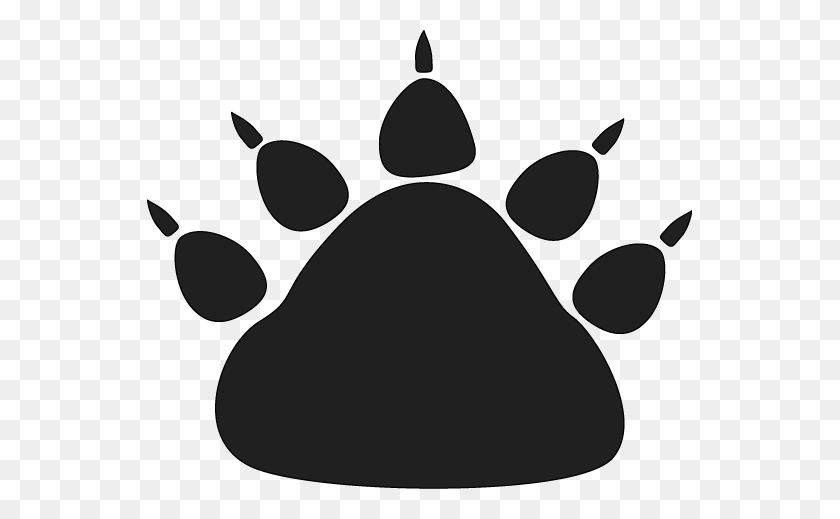 Dog Paw Print Clip Art Print Dog Paw Print Clip Art - Seuss Clipart