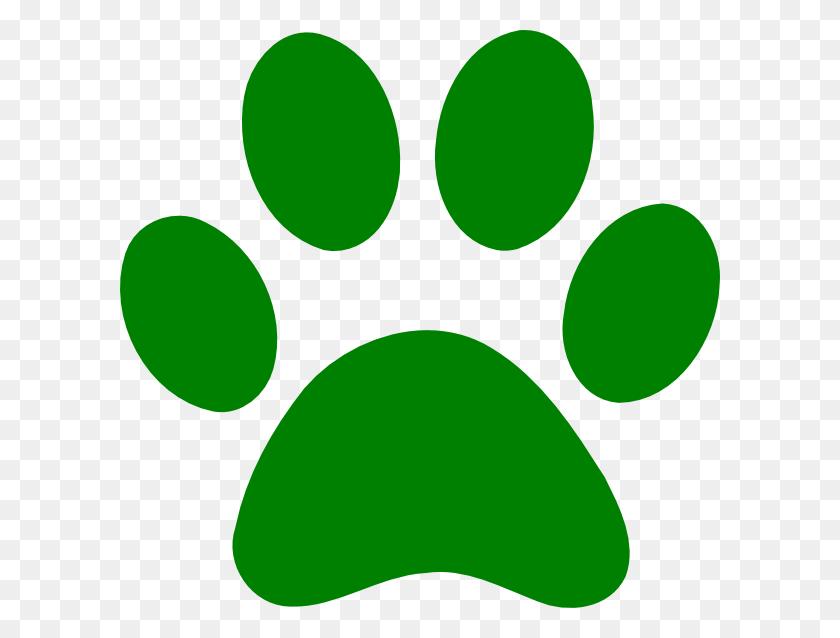 Dog Paw Prints Free Dog Paw Print Clip Art Library - Cheetah Print Clipart