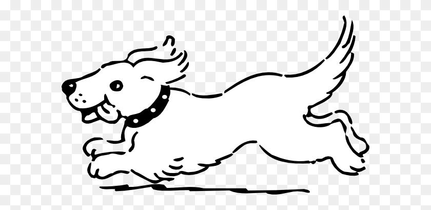 600x349 Dog Running Clipart Look At Dog Running Clip Art Images - Sad Dog Clipart
