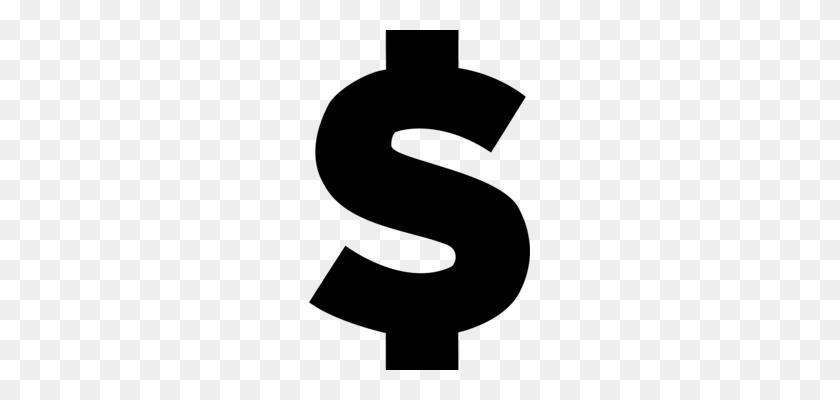 Dollar Sign United States Dollar Currency Symbol Money Bag Free - Dollar Sign Clipart Transparent