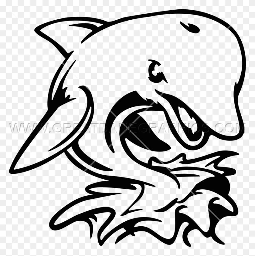Dolphin Clipart Dolphin Mascot, Dolphin Dolphin Mascot Transparent - Mascot Clipart