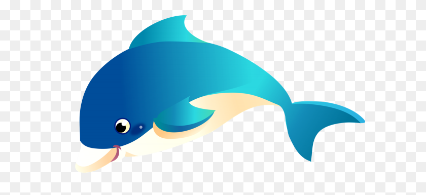 600x325 Dolphin Clipart Nice Clip Art - Free Dolphin Clipart