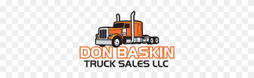 Don Baskin Truck Sales, Llc Covington, Tn Trucks, Trailers - Truck And Trailer Clip Art