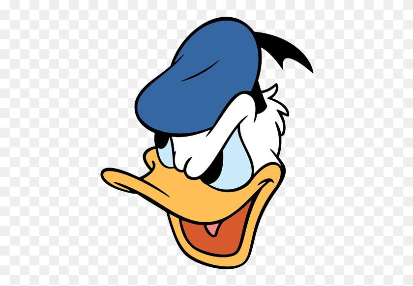 Donald Duck Clip Art Disney Clip Art Galore - Duck Face Clipart