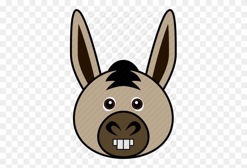 Donkey Clipart Donkey Face - Donkey Face Clipart