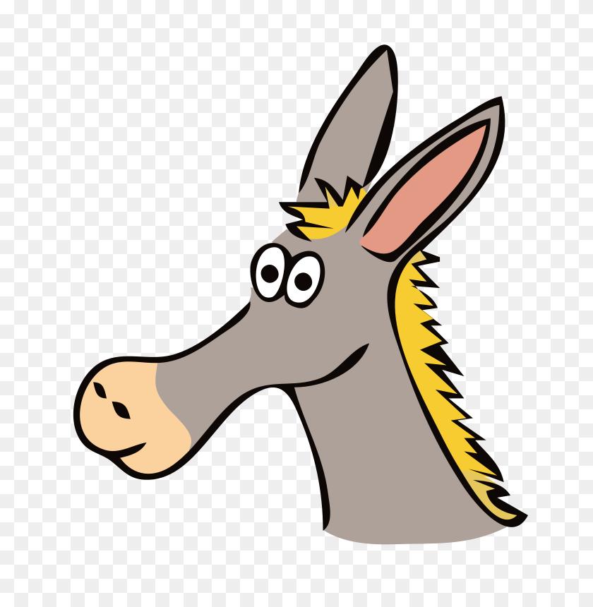 Donkey Clipart Mule - Mule Clipart