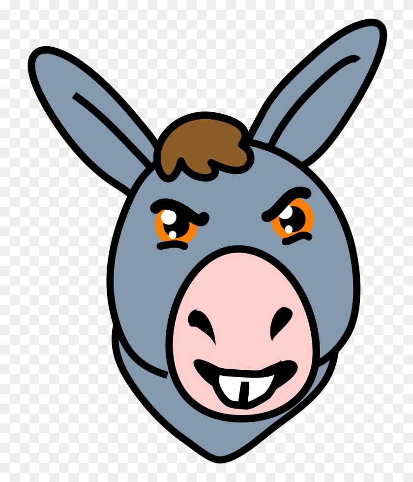 Donkey Clipart Transparent - Donkey Clipart
