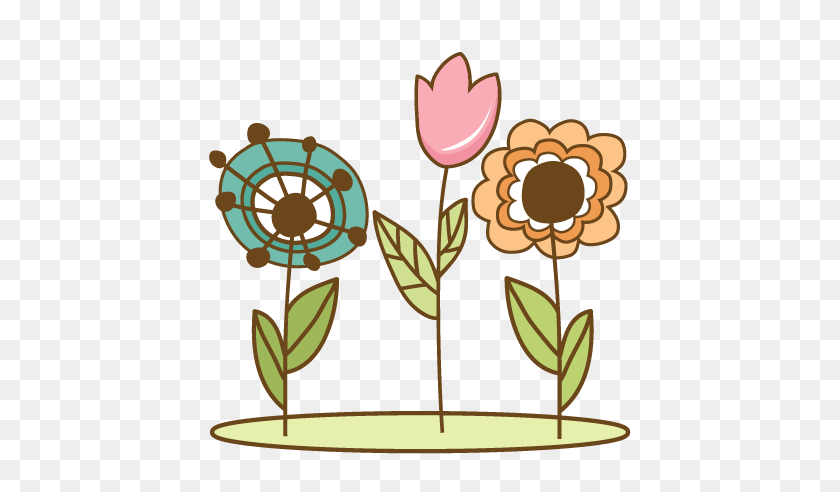 Doodle Flowers Cutting Doodle - Flower Doodle PNG