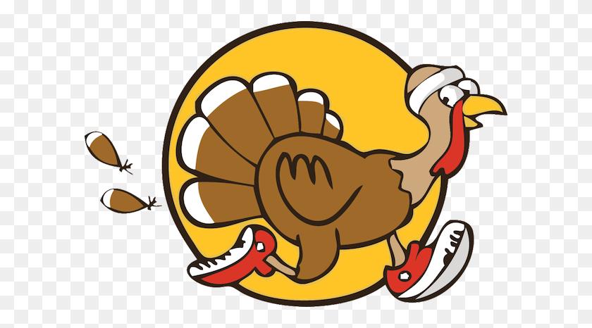 Door County Turkey Trot - Turkey Trot Clip Art