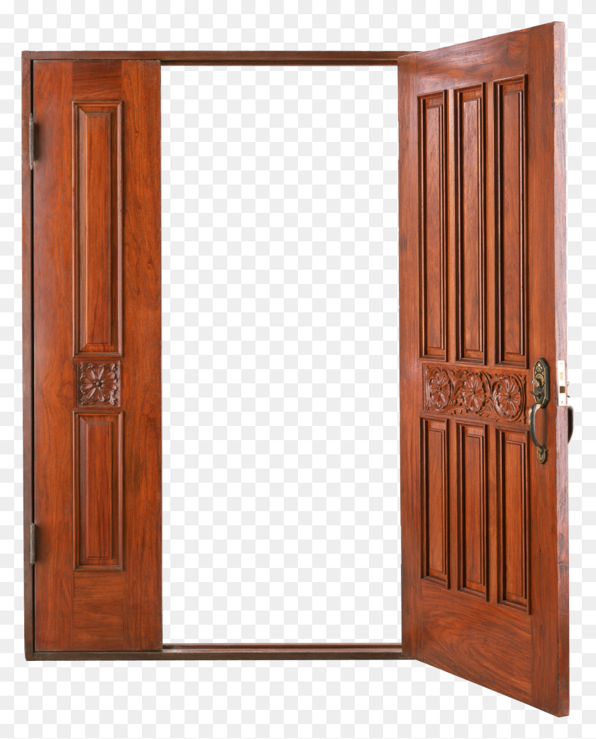 Door Png Images, Wood Door Png, Open Door Png - Open Door PNG
