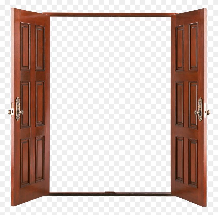Door Png Images, Wood Door Png, Open Door Png - Door Clipart PNG