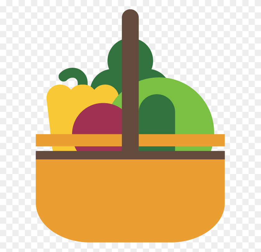 609x751 Double Up - Free Farmers Market Clipart
