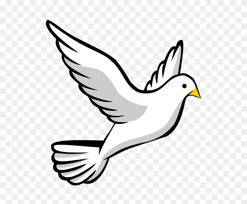 Dove Clip Art - Ordination Clipart