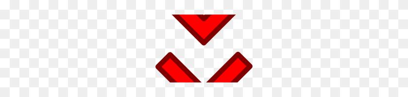 Down Arrow Clipart Upside Down Arrow Clip Art - Upside Down Clipart