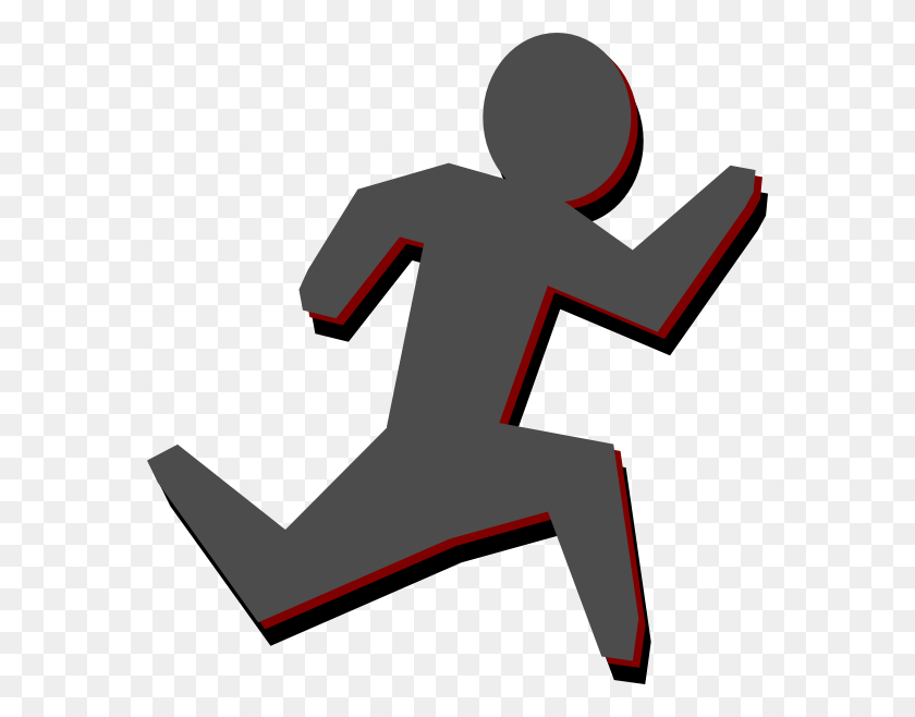 Download Awesome Running Man Clipart - Running Man Clipart