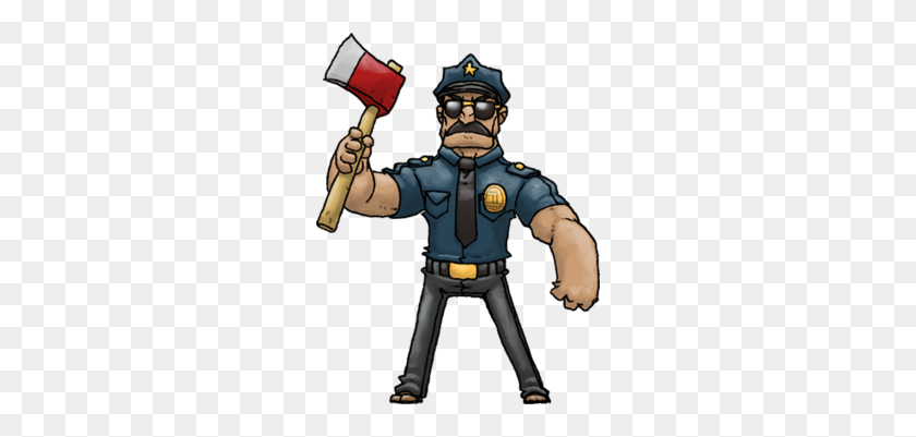 Download Axe Cop Clipart Axe Cop Drawing - Pickaxe Clipart