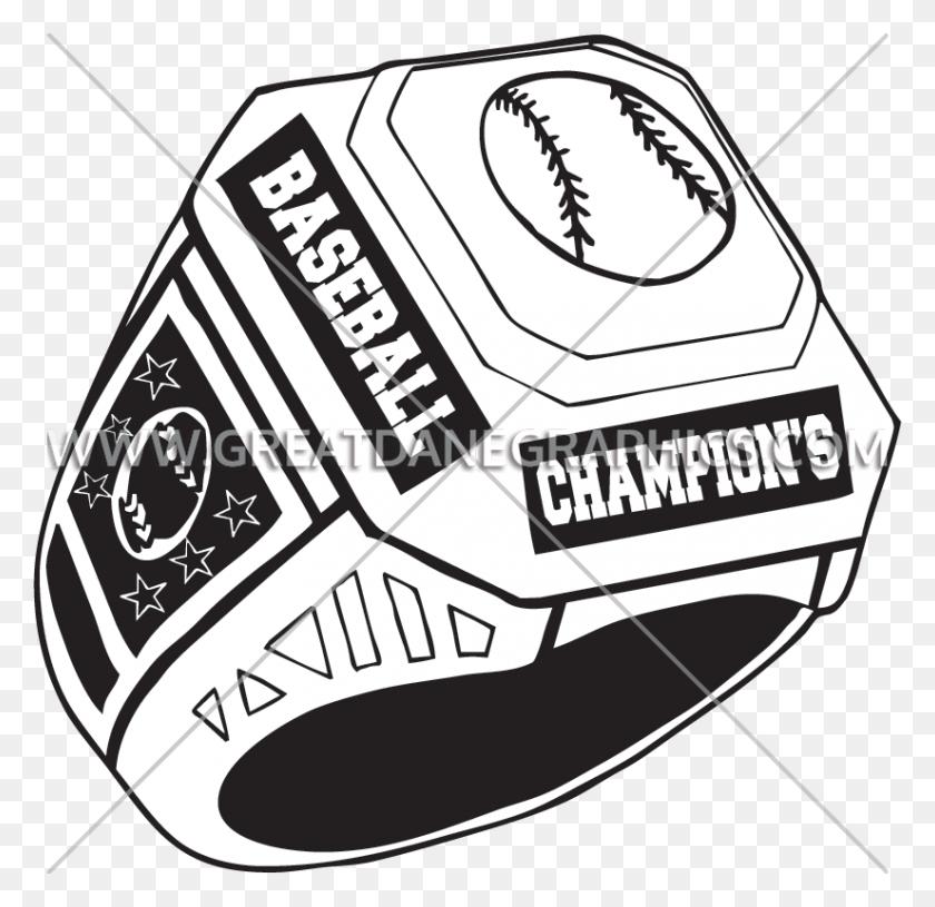 Download Baseball Ring Clipart Championship Ring Clip Art Ring - Ring Black And White Clipart
