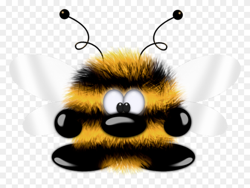 Download Bee Clipart Bee Drawing Clip Art Bee, Drawing, Smiley - Clipart Firefly