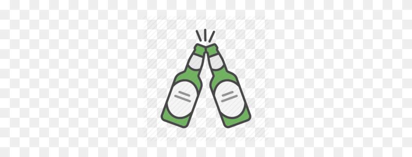 Download Beer Bottles Cheers Clipart Beer Clip Art - Moana Flower Clipart