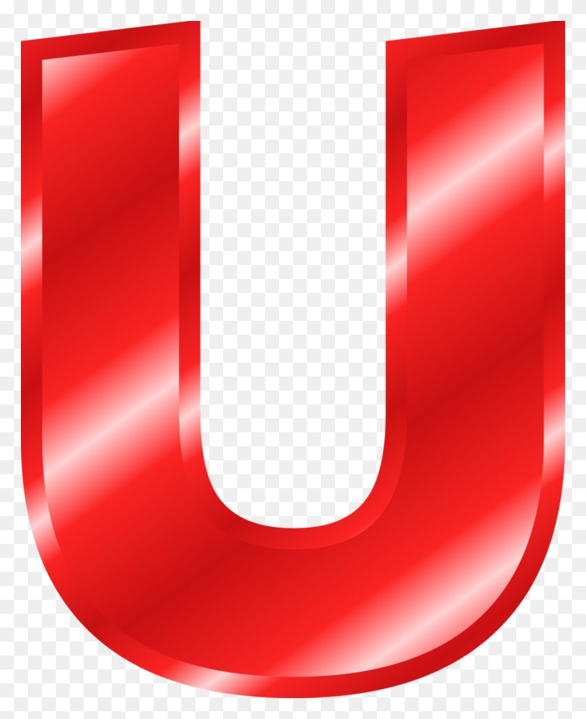 Download Big Red Letter U Clipart Decorative Letters Clip Art - Letter A Clipart