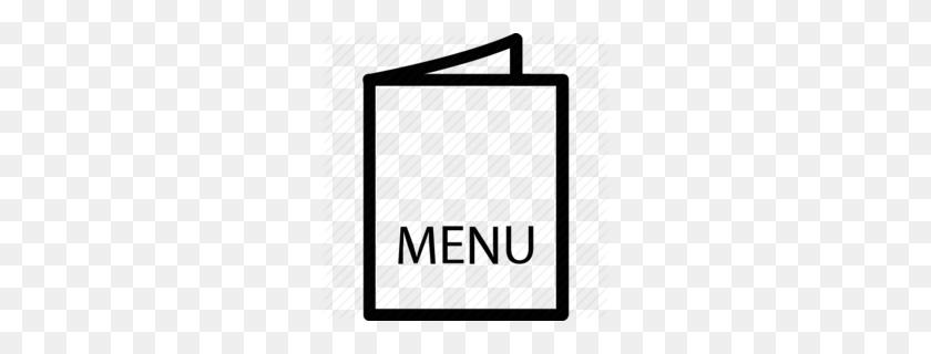 Download Black And White Menu Clipart Menu Restaurant Clip Art - Restaurant Clipart Black And White