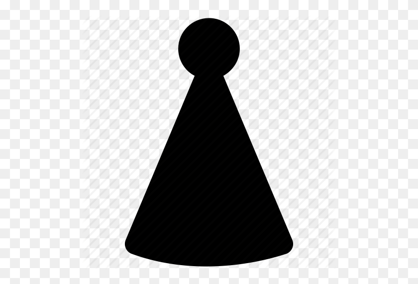 Download Black Party Hat Png Clipart Party Hat Birthday Hat - Birthday Hat Clipart Black And White