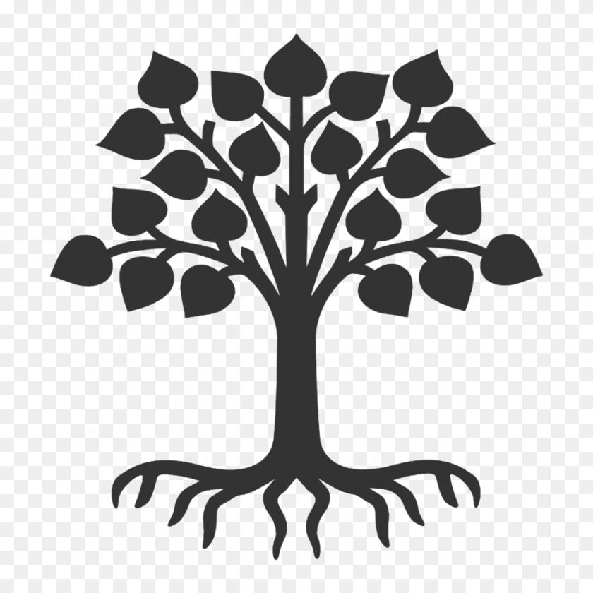 Download Bo Tree Clip Art Clipart Tree Clip Art - Black Tree Clipart