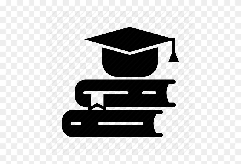 Download Books Graduation Cap Icon Clipart Graduation Ceremony - Graduation Cap Clipart PNG