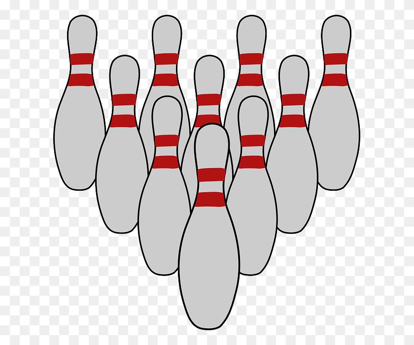 Download Bowling Pins Clipart Bowling Pin Bowling Balls Clip Art - Bowling Pin Clipart Free