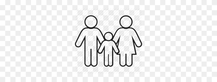 Download Broken Family Pictures Cartoon Clipart Divorce Clip Art - Family Heart Clipart