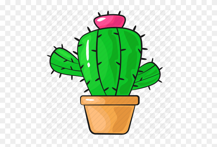 Download Cactus Cartoon Png Clipart Cactus Clip Art Cactus - Cactus Clipart Free