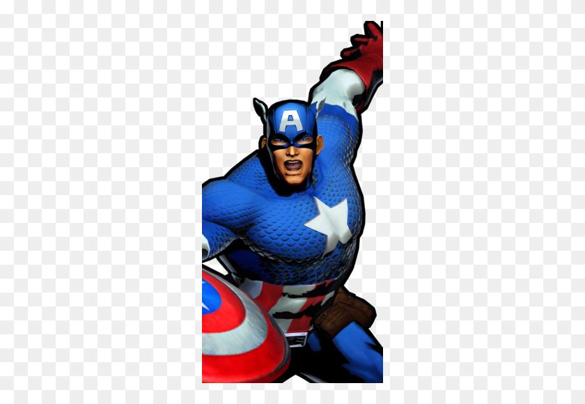 Download Captain America Marvel Vs Capcom Infinite Clipart Captain - Captain America PNG