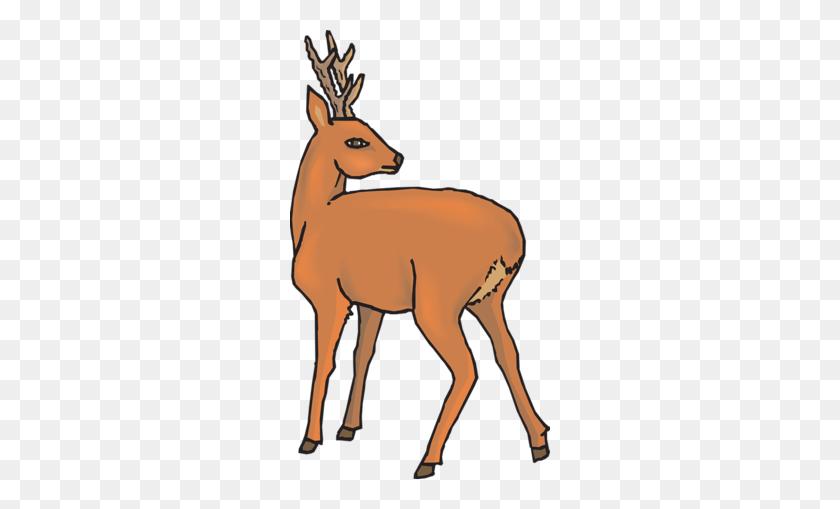 Download Cartoon Back Of Deer Clipart Reindeer Clip Art Deer - Deer Head Clipart